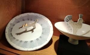 Esposizione Ceramiche Paola Sapori, cinema Roma, Bologna marzo 2018
