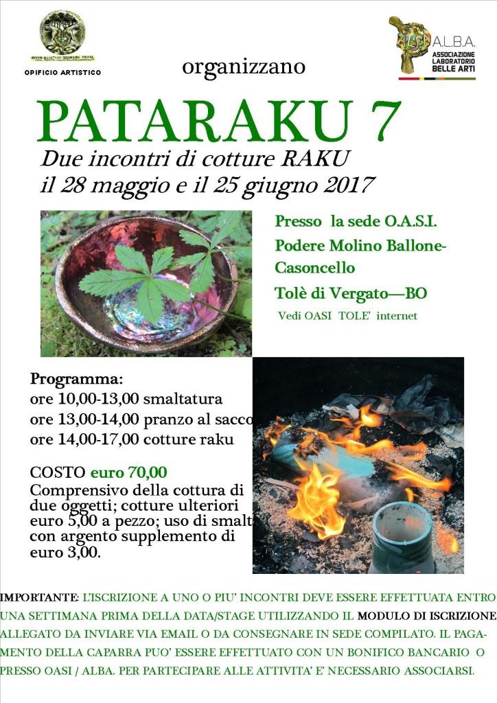 locandina PATARAKU 7