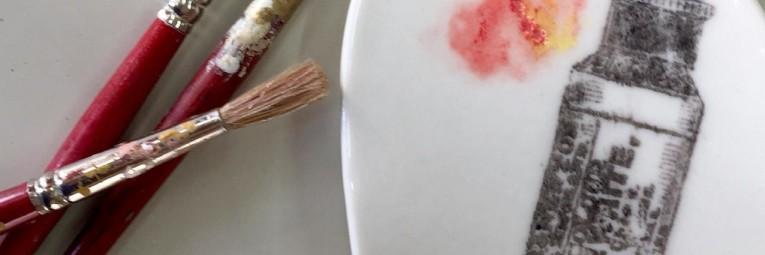 tubetto e pennelli